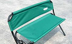 背もたれ付きですので長時間でも疲れません。<br/>※椅子の台数は、ご注文の人数に応じてご用意致します。