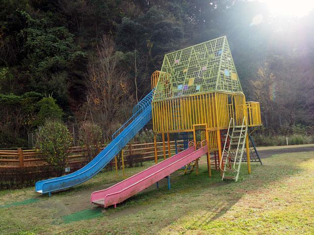 一ノ瀬親水公園の遊具